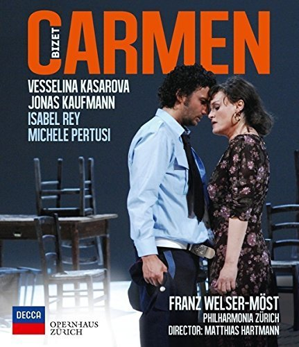 Carmen - Bizet [Blu-ray]
