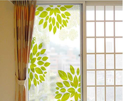 Wandtattoos New Matte Pvc Glass Aufkleber Badezimmer Badezimmer Dekorative Aufkleber Light Opaque -