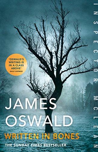 Written In Bones. Inspector Mclean 7 por James Oswald