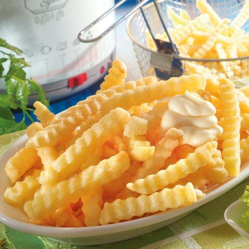Preisvergleich Produktbild Besser Backofen-Kringel-Frites; 1200 g