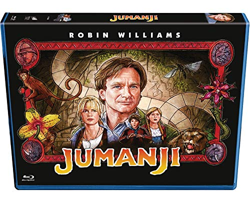 Jumanji - Edición Horizontal [Blu-ray]