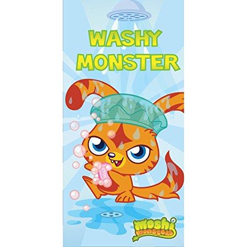 Moshi Monsters - Telo da Mare - Bambini (Taglia unica) (Blu )