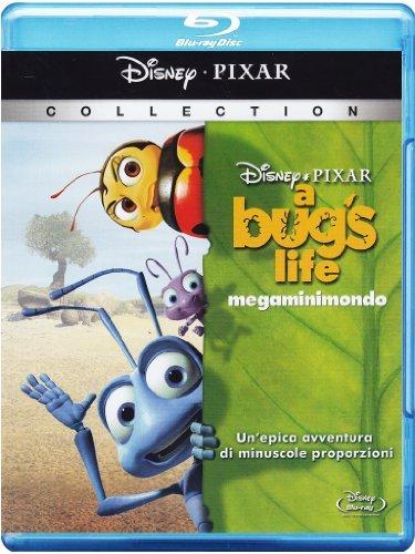 a bug's life. megaminimondo (blu-ray) regia di joh [Italia] [Blu-ray] 51qToMnAIDL