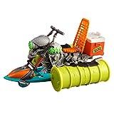 Teenage Mutant Ninja Turtles - 2050889 - Figurine - Véhicule - Mutagen Ooze Sewer Cruiser