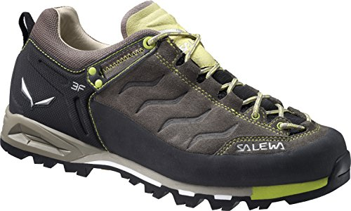 SALEWA Mountain Trainer, Scarpe da Escursionismo Donna Marrone (Bungee Cord/Mimosa 7553)