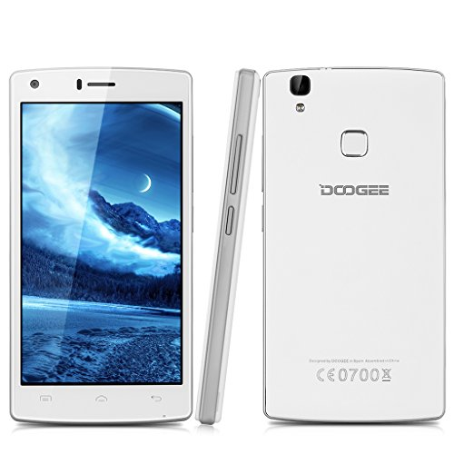 Doogee X5 Max Pro - Smartphone móvil libre 4G (Android 6.0, Pantalla 5.0