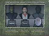 Monster Legacy Dvd Collection (13 Dvd) by Boris Karloff