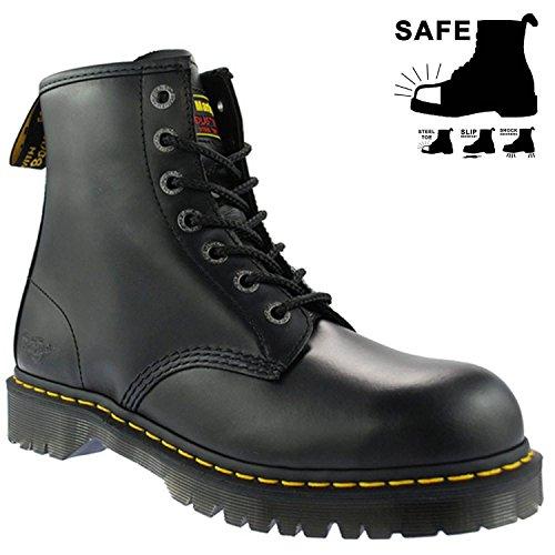 Dr. Martens Sicherheitsschuh Icon 7B10 - Erwachsene schwarz Zertifizierung:EN ISO 20345: SB E Schwarz