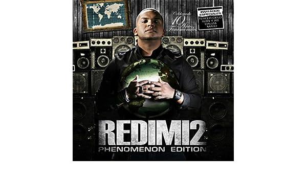 cd redimi2 fenomeno