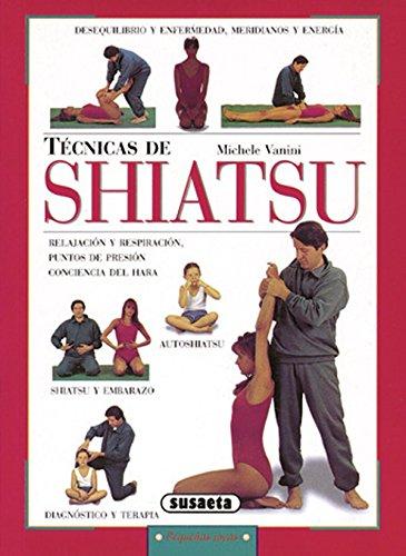TECNICAS DE SHIATSU