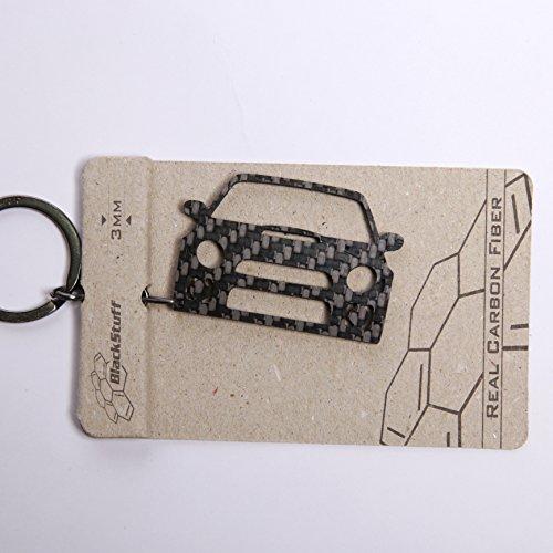 fibra-di-carbonio-anello-portachiavi-holder-subaru-impreza-wrx-sti