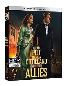 Alliés [4K Ultra HD + Blu-ray]