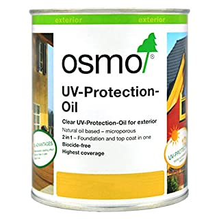 Osmo UV Protection Oil (410) 2.5L - Clear - 410