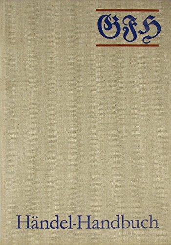 Händel-Handbuch (Band 2)