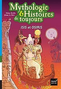 Isis et Osiris par Helene