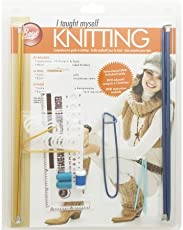 Boye 6398 I Taught Myself Knitting Kit-