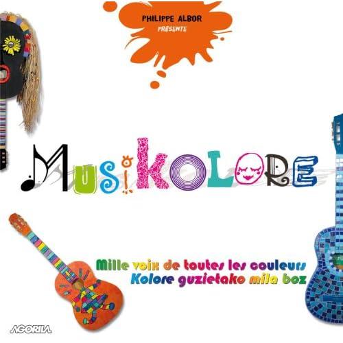 Musikolore (Mille voix de toutes les couleurs)