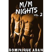 M/M Nights Vol. 2: Désirs Incontrôlables: (Romance Érotique MM, HARD, Interdit, Première Fois, Gay M/M)
