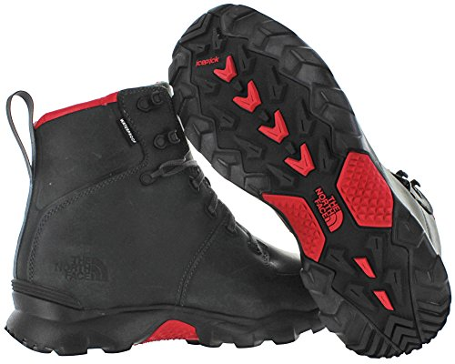 The North Face M Thermoball Versa, Scarpe da Camminata Uomo Dark Shadow Grey TNF Red