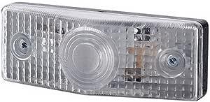 Paar LED 12V 24V Begrenzungsleuchten Positionsleuchten Seitenmarkierung Umrissleuchte LKW PKW Anhanger E-pr/üfzeichen