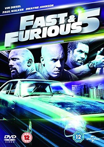 Preisvergleich Produktbild Fast Five [DVD] by Dwayne Johnson
