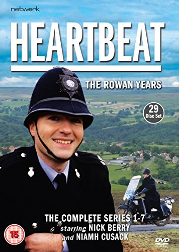 Preisvergleich Produktbild Heartbeat: The Rowan Years (Complete Series 1-7) - 29-DVD Box Set ( Heart beat: Series One to Seven ) [ NON-USA FORMAT,  PAL,  Reg.2 Import - United Kingdom ] by William Simons