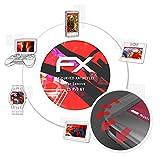 atFolix Schutzfolie passend für Lenovo Z5 Pro GT Folie, entspiegelnde & Flexible FX Bildschirmschutzfolie (3X)