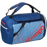 Kempa K-Line Bag Pro EBBE & FLUT Bolsa para Material Deportivo, Unisex Adulto, océano/Dove Azul, M
