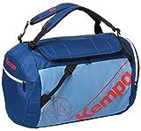 Kempa Unisex-Erwachsene K-line Bag Pro Ebbe & Flut Umhängetasche, Mehrfarbig (Ocean Dove Blau), 32x32x58 cm