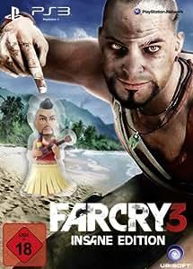 Far Cry 3 - Insane Edition (exklusiv bei Amazon.de) (100% uncut) - [PlayStation 3]