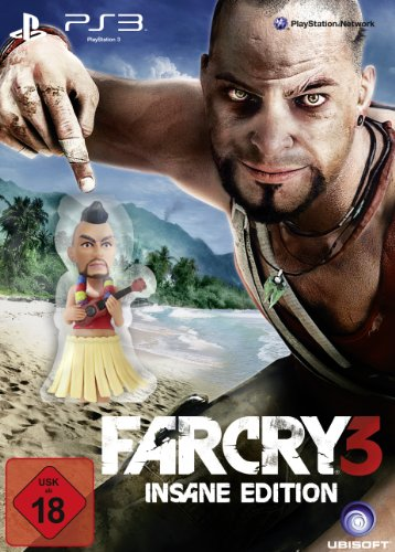 Far Cry 3 - Insane Edition (exklusiv bei Amazon.de) (100% uncut) -...