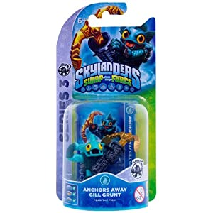 Skylanders Swap Force – Single Character – Series 3