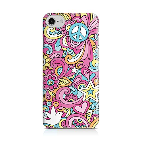 Case 48115 peace and love iPhone 7 Apple iPhone 7 Blogger-kamera