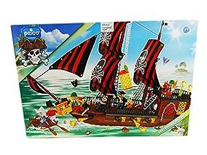 Pricò-Piratas Galeone 850Piezas