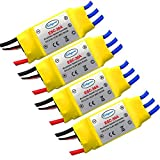LHI 30a Brushless Speed Controller Esc Multicopter Kk Quadrotor(pack of 4pcs)