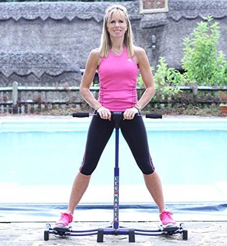 Rovera LegMaster Leg Exerciser Home Gym Fitness Equipment for sale  Delivered anywhere in Ireland