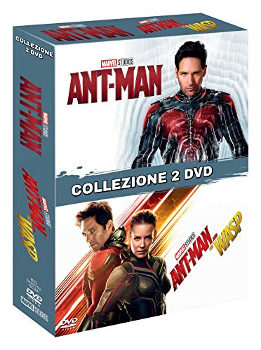 Ant Man 1-2 (Box 2 Dvd)
