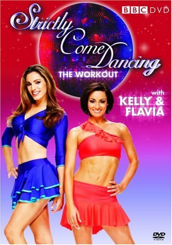 The Workout with Kelly Brook and Flavia Cacace by Kelly Brook