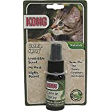 KONG Naturals CATNIP SPRAY for Cats 29.5 ml - Adds Life to Old Toys (CCS)