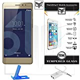 10.or G Tempered Glass + Mobile Stand + Audio Splitter - TheGiftKart Super Value Combo (SPECIAL LAUNCH OFFER)