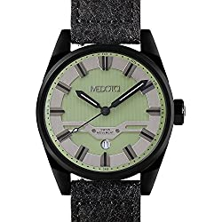 MEDOTA Caelum Men's Automatic Water Resistant Analog Quartz Watch - No. 1402