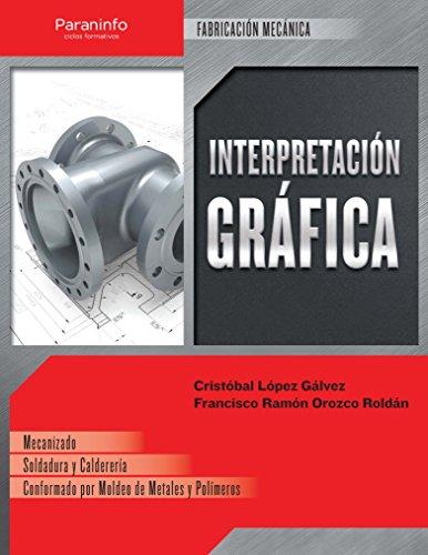 Interpretación gráfica (Fabricacion Mecanica) por FRANCISCO RAMÓN OROZCO ROLDÁN