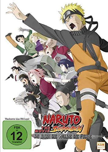 Naruto Shippuden - Die Erben des Willens des Feuers - The Movie 3