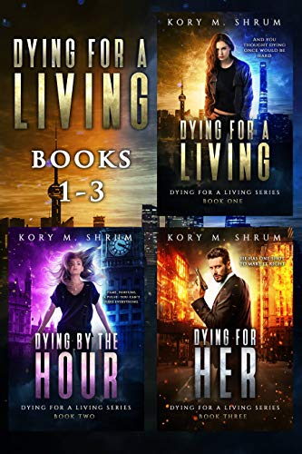 Dying for a Living Boxset: Books 1-3 of Dying for a Living series (English Edition) -