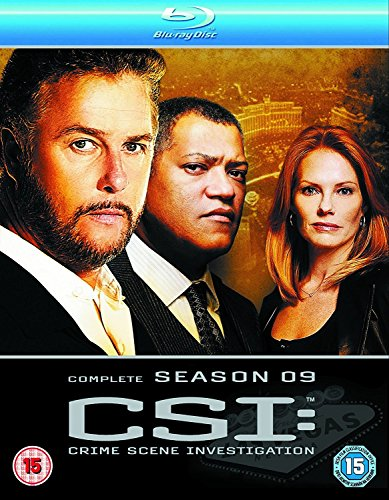 Crime Scene Investigation - Series 9 - Complete [Blu-ray]