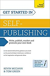 Get Started In Self-Publishing: Teach Yourself: Book