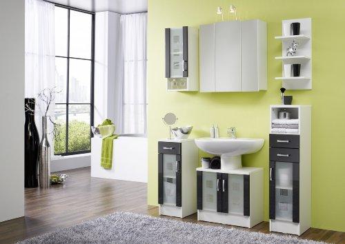 Waschbeckenunterschrank Nizza - 2