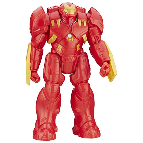 Avengers - Hulkbuster Titan Hero (Personaggio 30cm, Action Figure), B6496EU6