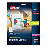 Best Avery Color Laser Printers - Avery 6874 White laser labels for color printing Review