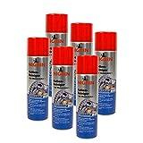 Nigrin 6 x 73889 Ketten-Reiniger für Motorräder 500 ml